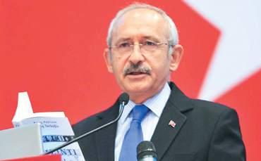 Kılıçdaroğlu: Bir sivil darbeyle karşı karşıyayız